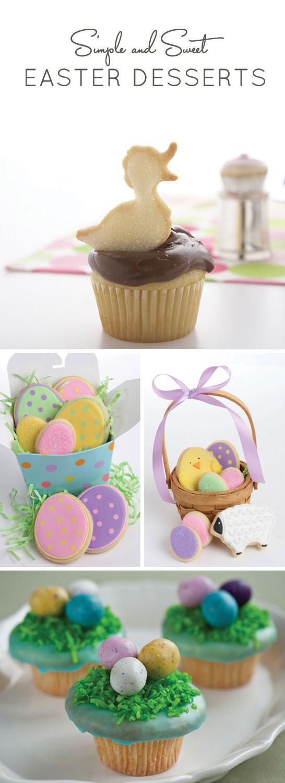 Food Network Easter Desserts  Inspiring Easter Sweets