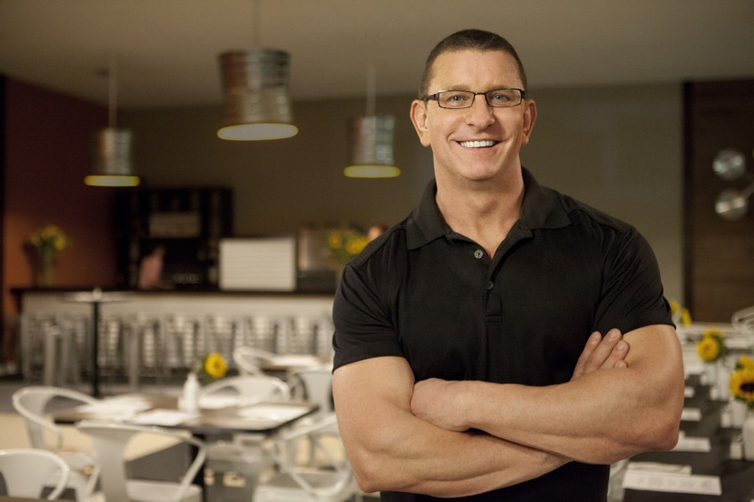 Food Network Easter Dinner  Robert Irvine Workout The Secrets TV s Most Ripped