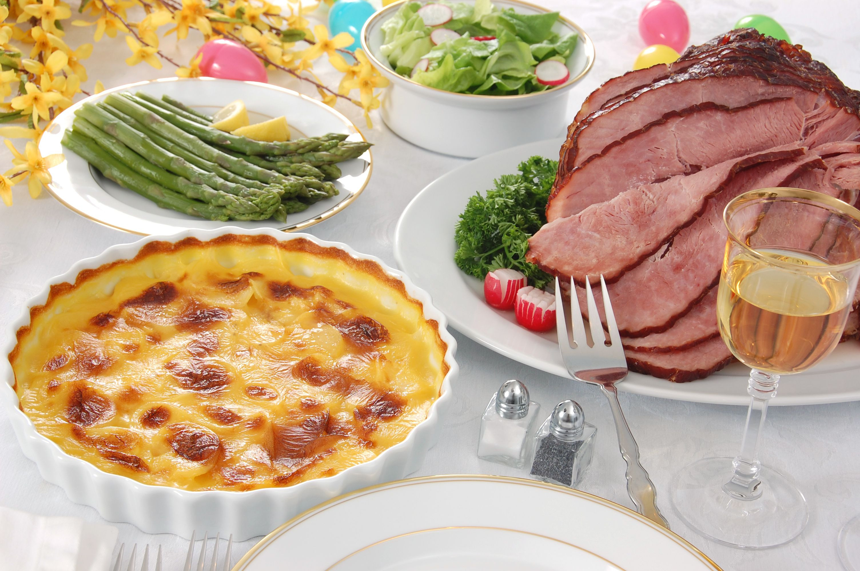 Free Easter Dinners  Wine Re mendations for Easter Menus