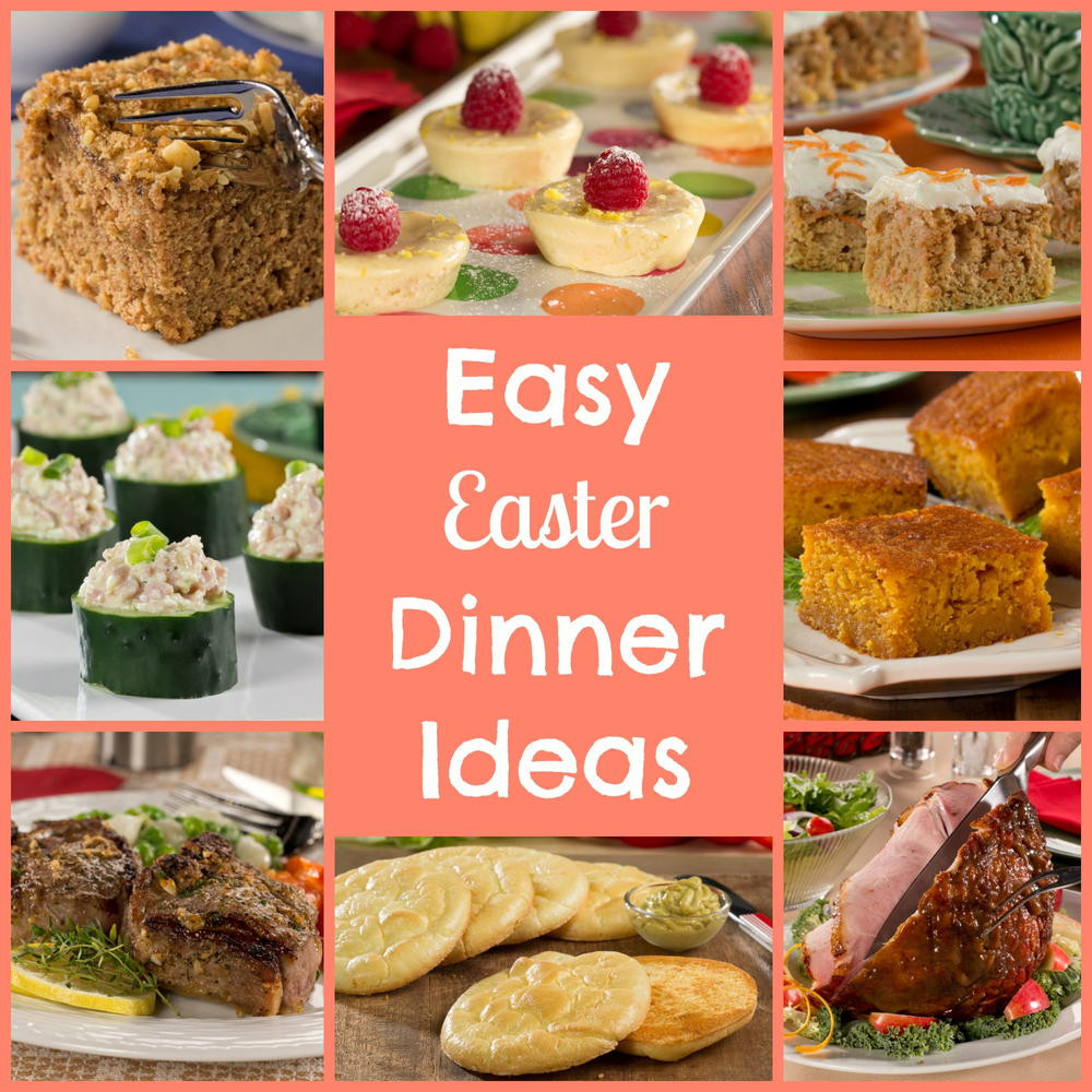 Free Easter Dinners  Easter Dinner Ideas 30 Healthy Easter Recipes