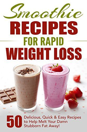 Free Healthy Smoothie Recipes For Weight Loss  Smoothies Losing weight and Free weights on Pinterest