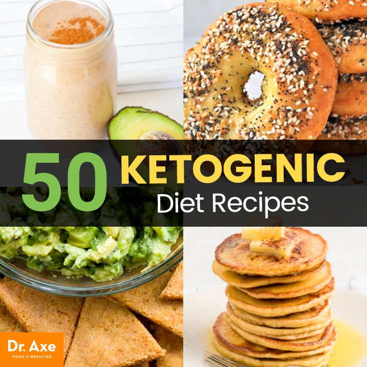 Free Keto Diet Recipes  50 Keto Recipes — High in Healthy Fats Low in Carbs Dr