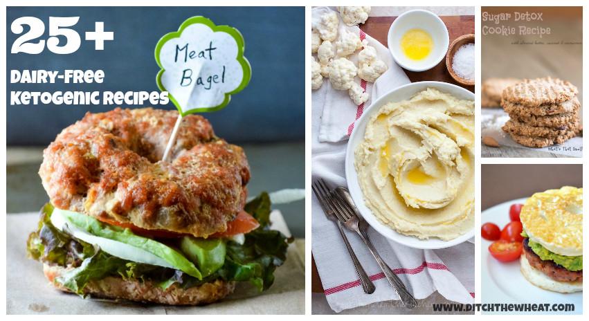 Free Keto Diet Recipes  25 Dairy Free Ketogenic Recipes