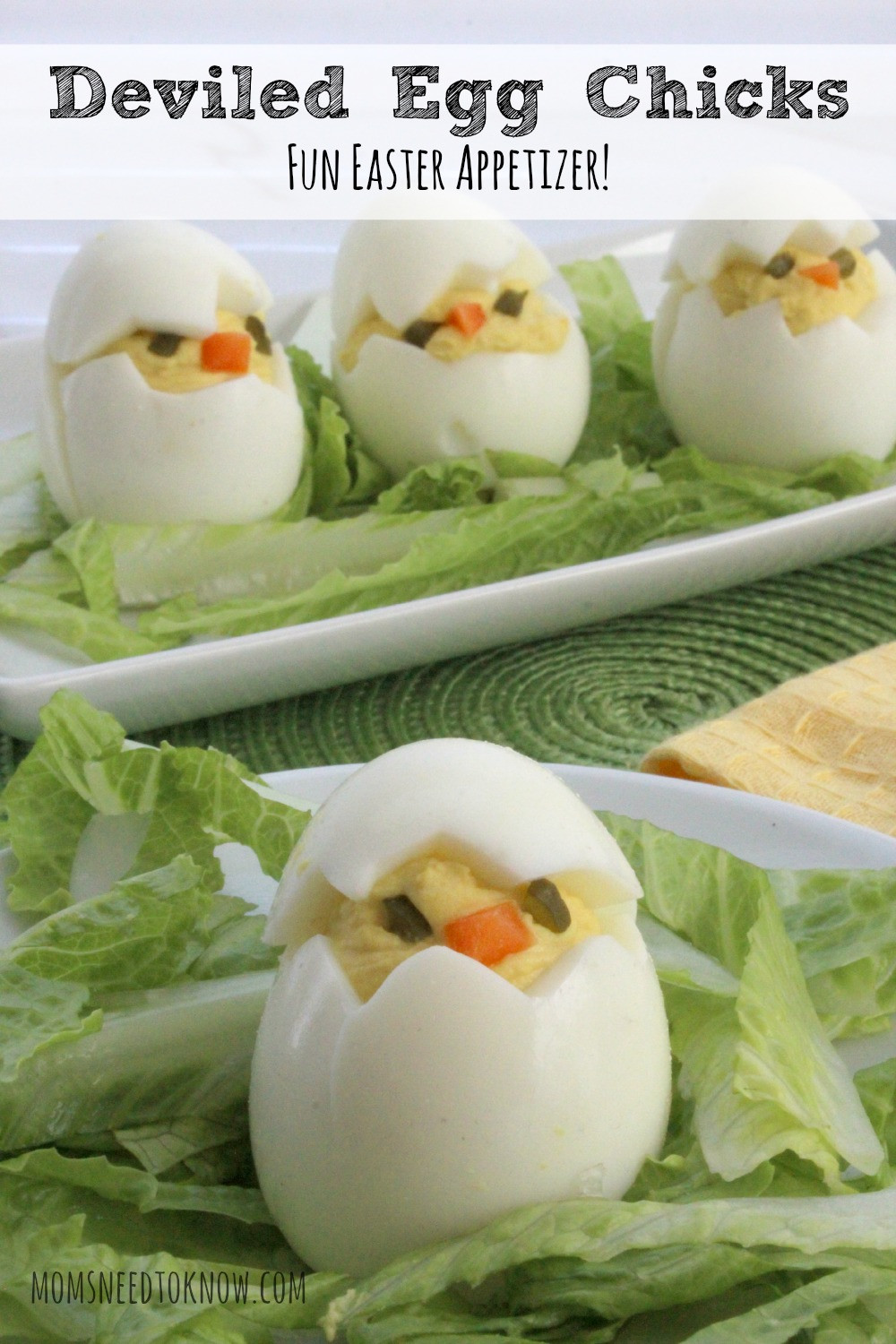 Fun Easter Appetizers  Pick of the Bunch Special Spring and Holiday Features Part