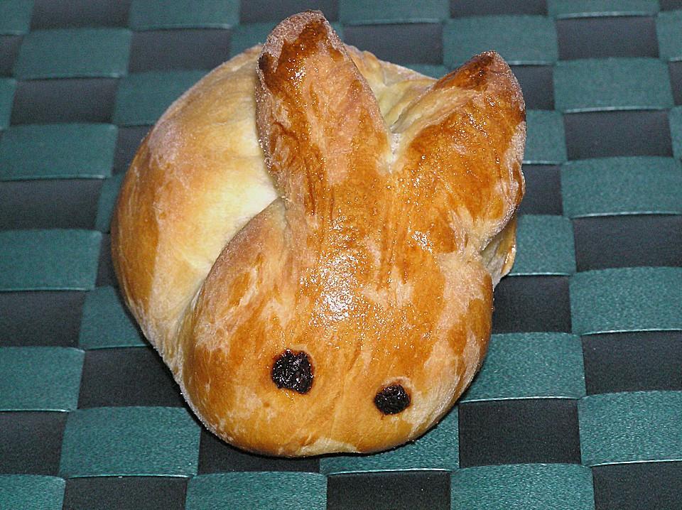 German Easter Bread  Sweet Easter Rabbit Bread • Best German Recipes