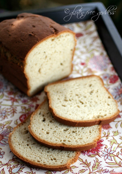 Gluten And Dairy Free Bread  Delicious Gluten Free Vegan Bread Recipe dairy free and
