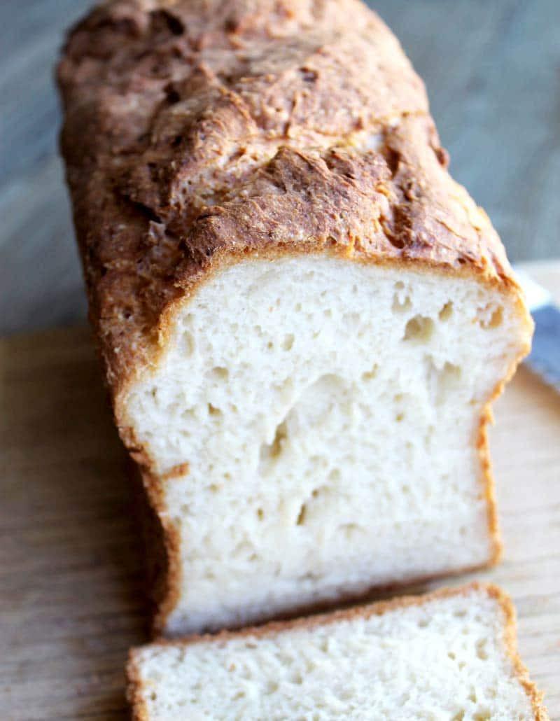 Gluten And Dairy Free Bread  Gluten Free Sandwich Bread