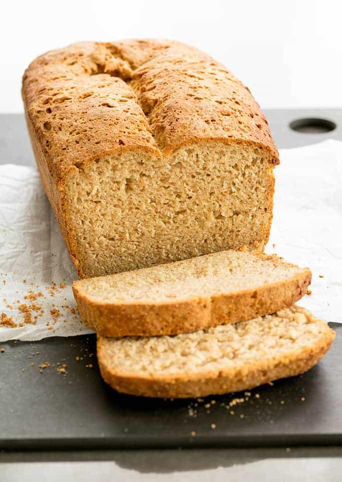 Gluten And Dairy Free Bread  Hearty Gluten Free Bread Recipe