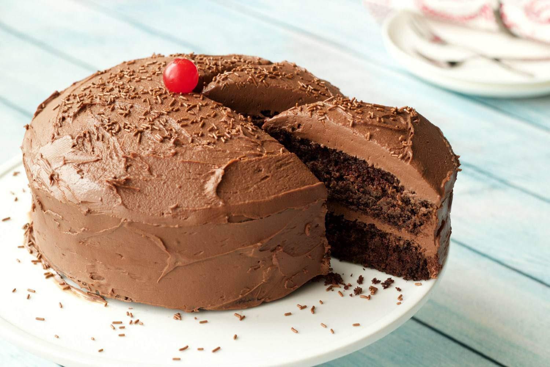 Gluten And Dairy Free Cake Recipes Easy  Gluten Free Chocolate Cake Loving It Vegan