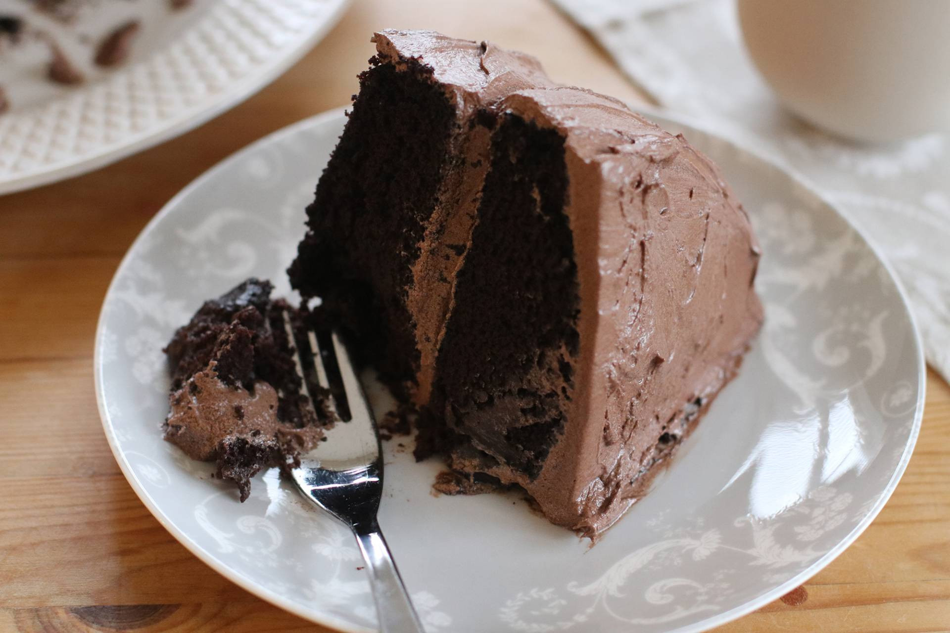 Gluten And Dairy Free Cake Recipes Easy  My Wickedly Chocolatey Gluten Free Chocolate Cake Recipe