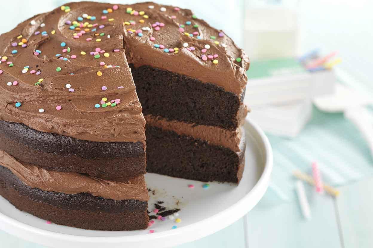 Gluten And Dairy Free Cake Recipes Easy  Gluten Free Chocolate Cake Recipe