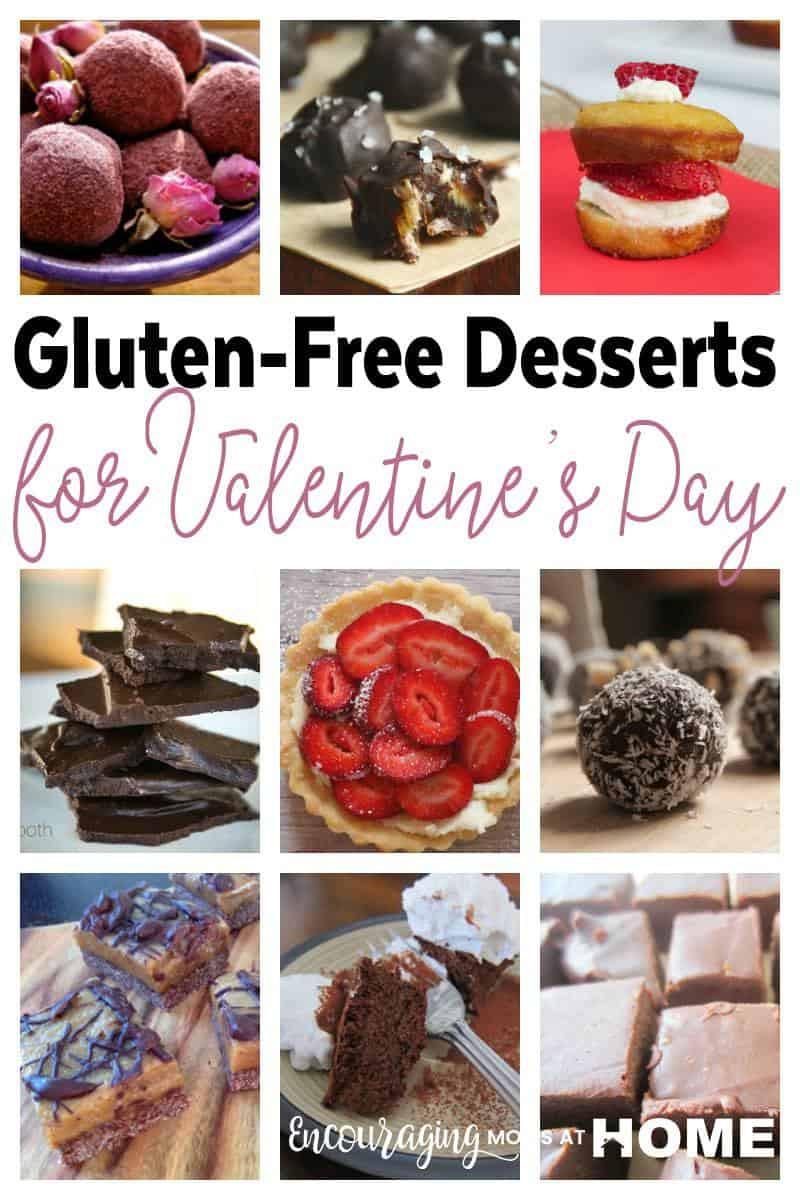 Gluten And Dairy Free Desserts To Buy  Gluten Free Valentine s Day Desserts Grain Free Paleo