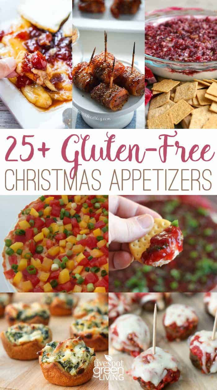 Gluten Free And Dairy Free Appetizers  Holiday Gluten Free Healthy Appetizers Five Spot Green