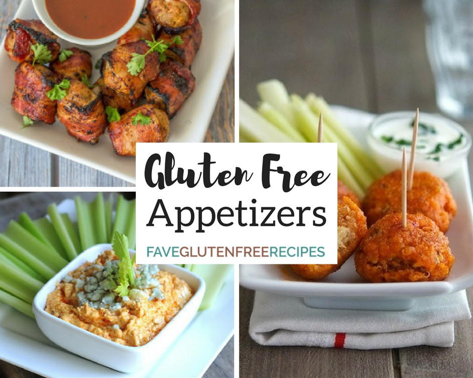 Gluten Free And Dairy Free Appetizers  15 Gluten Free Appetizers The Best Gluten Free Party Food