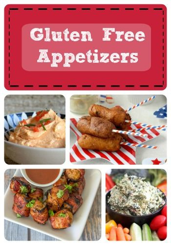Gluten Free And Dairy Free Appetizers  Best 147 Gluten Free Appetizers images on Pinterest