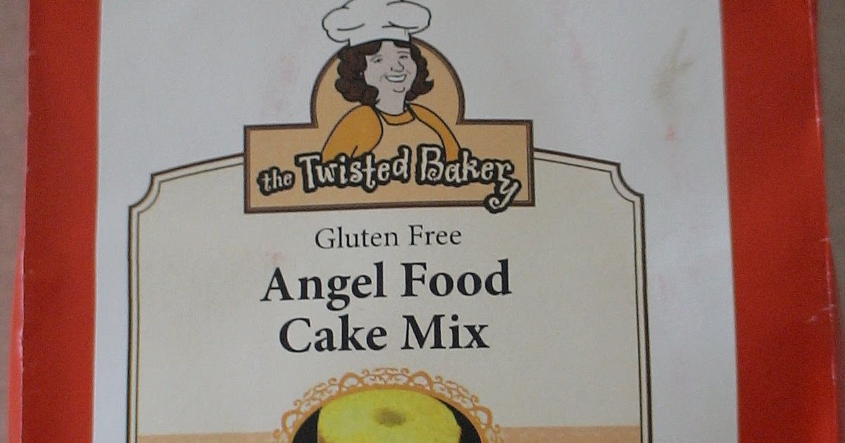 Gluten Free Angel Food Cake Mix  Gluten Free in Montana Twisted Bakery Angel Food Cake Mix