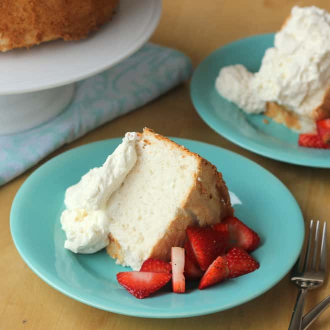 Gluten Free Angel Food Cake Mix  Perfect Gluten Free Angel Food Cake Meaningful Eats