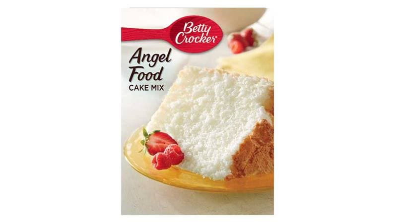 Gluten Free Angel Food Cake Mix  Betty Crocker™ Angel Food Cake Mix BettyCrocker