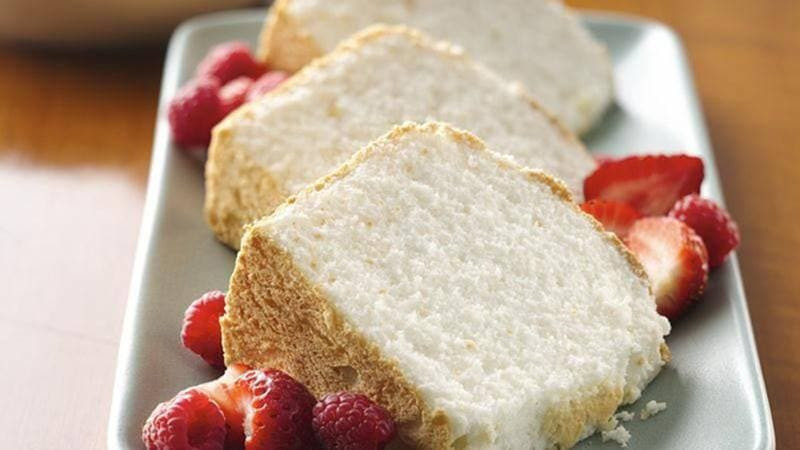 Gluten Free Angel Food Cake Mix  Gluten Free Cake Recipes BettyCrocker