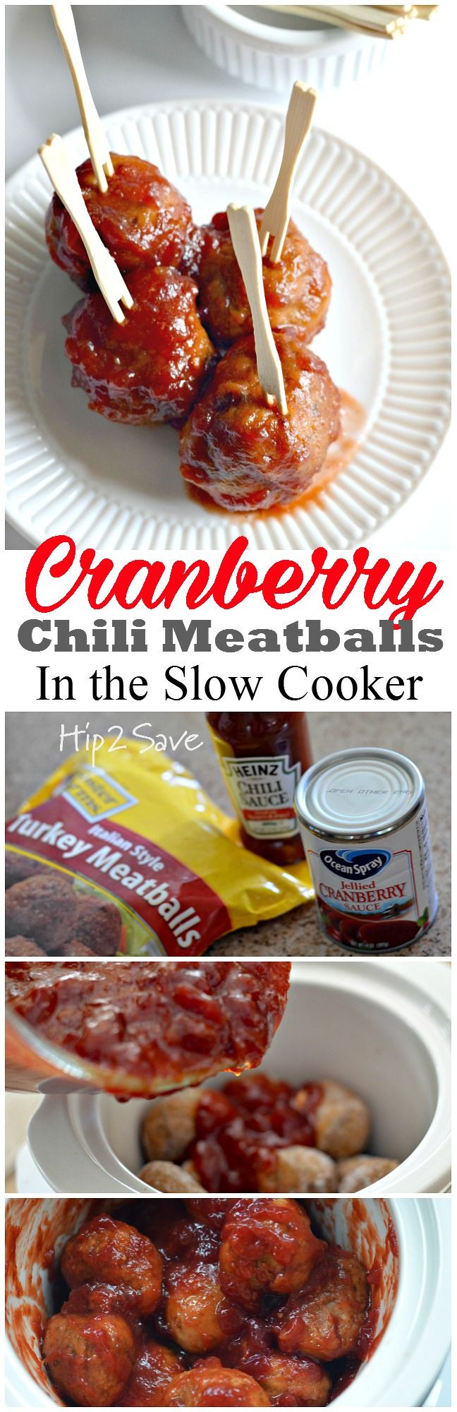Gluten Free Appetizers Trader Joe'S  Slow Cooker Cranberry Chili Meatballs