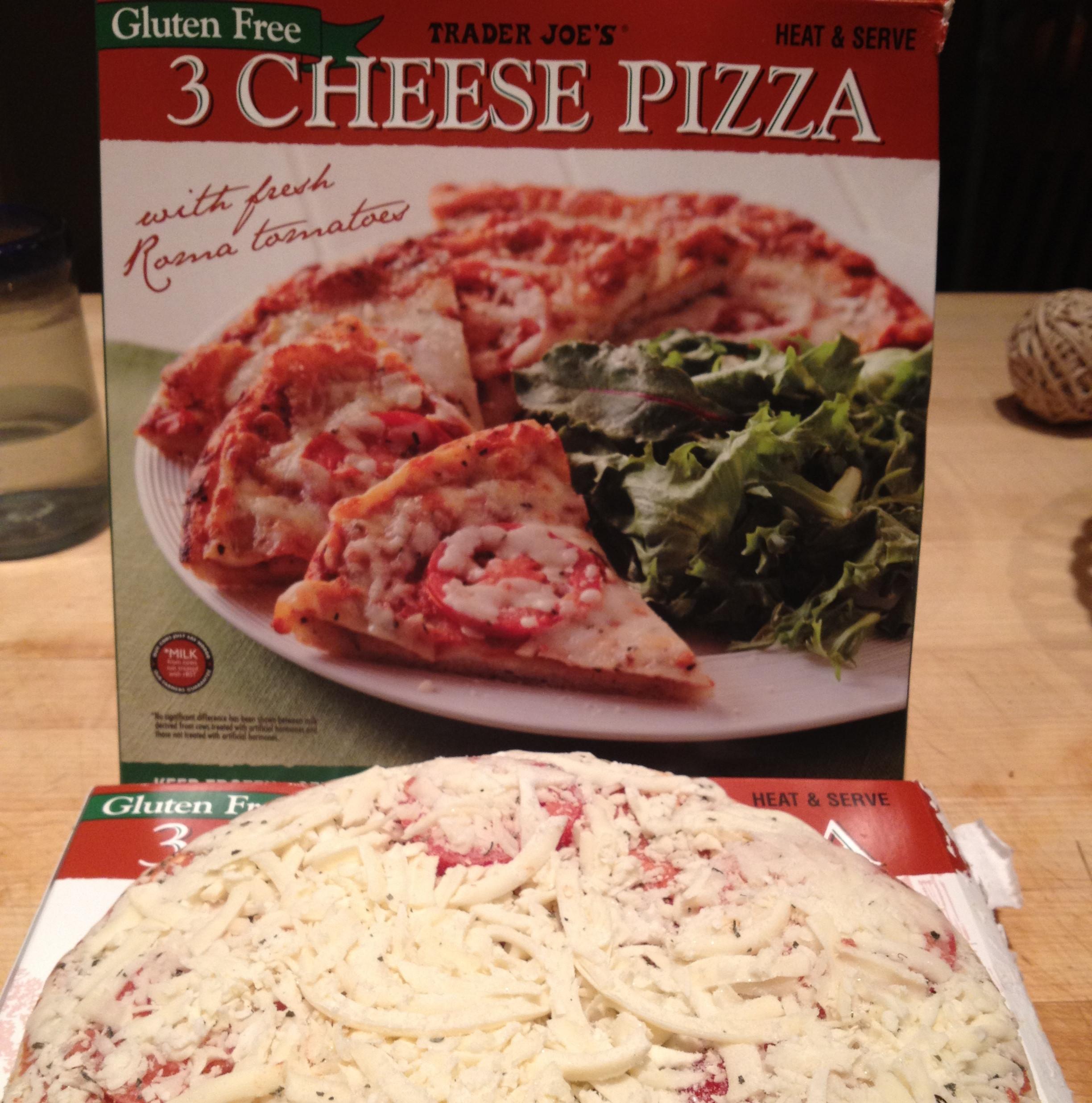 Gluten Free Appetizers Trader Joe'S  A Gluten Free Winner Trader Joe s Pizza