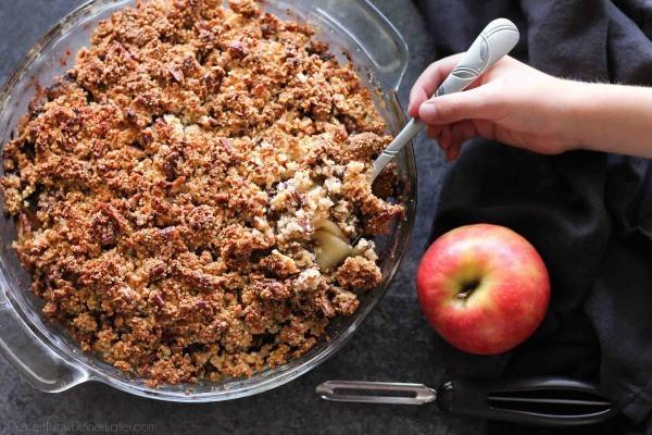 Gluten Free Apple Desserts  Gluten Free Apple Crisp Dessert Now Dinner Later