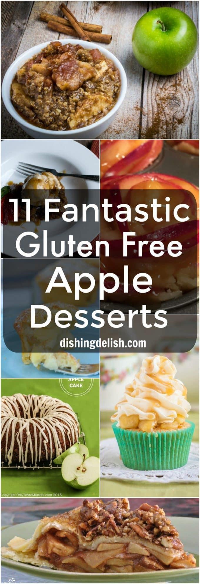 Gluten Free Apple Desserts  11 Fantastic Gluten Free Apple Desserts