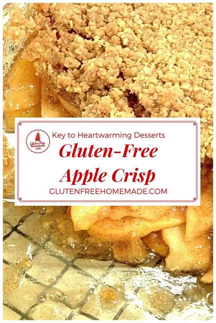 Gluten Free Apple Desserts  Gluten Free Apple Crisp Key Recipe to Heartwarming Desserts