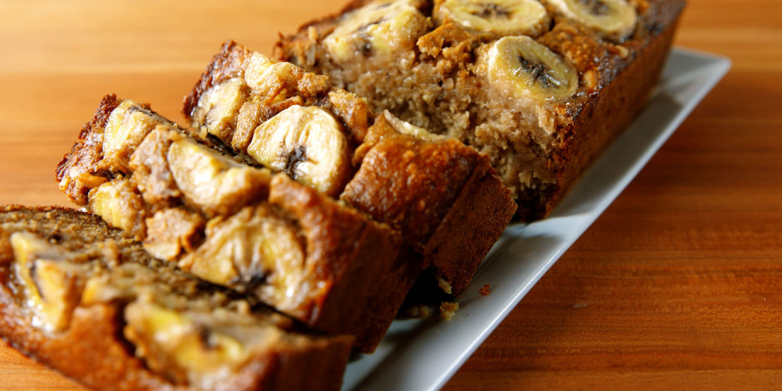 Gluten Free Banana Bread Recipe  Baking Gluten Free Banana Bread Video — Gluten Free Banana