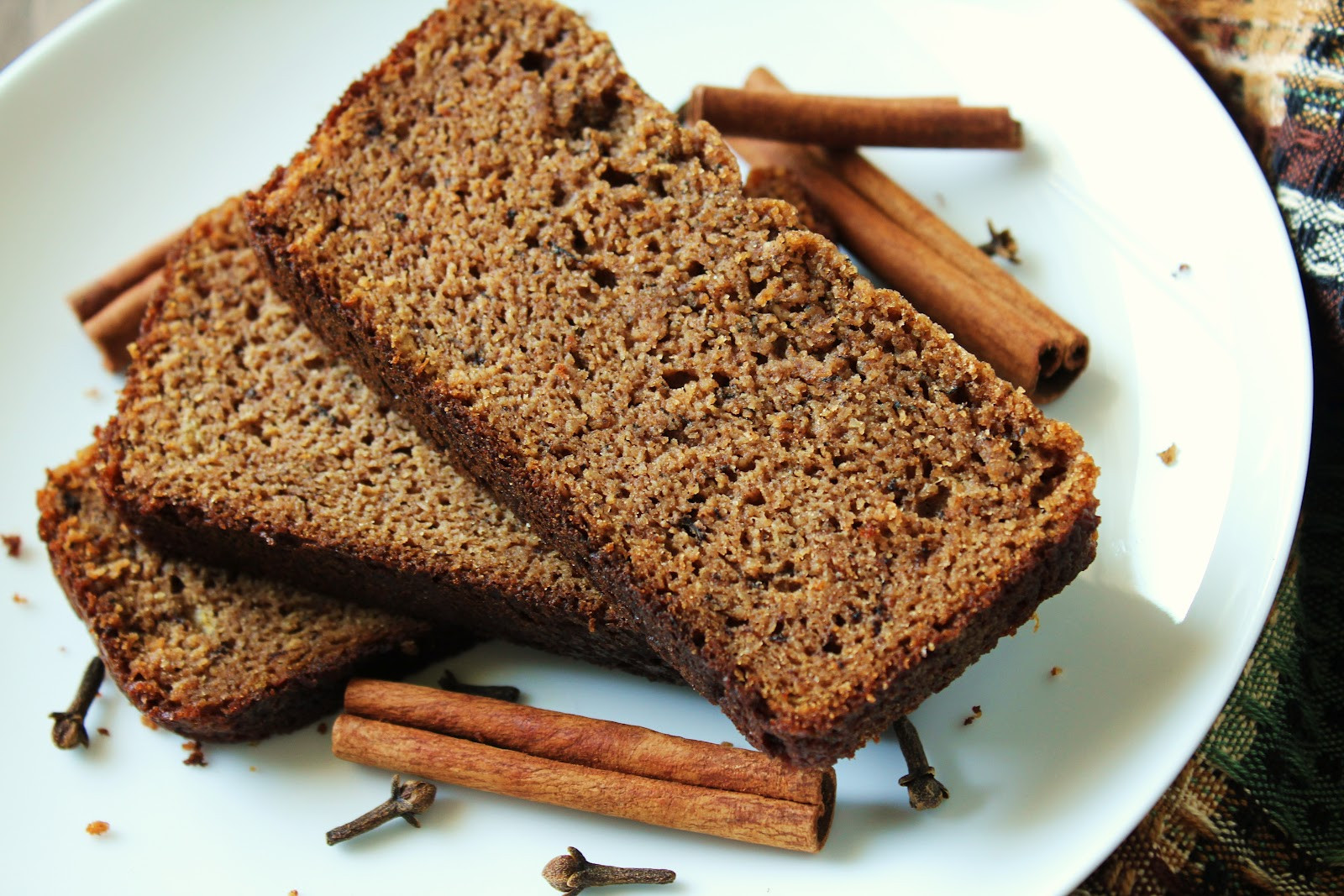 Gluten Free Banana Bread With Almond Flour  Delicious as it Looks Chai Spice Almond Flour Banana