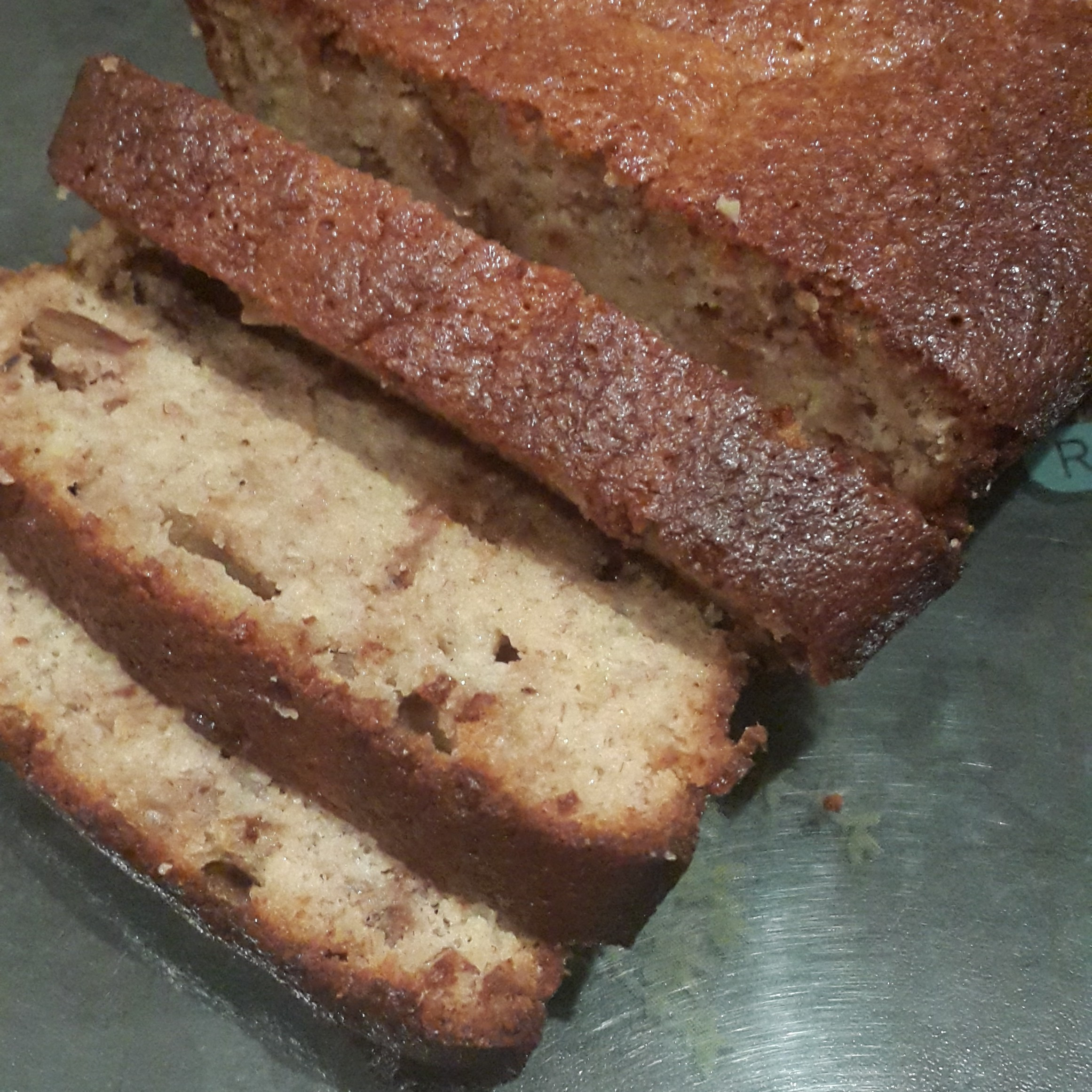 Gluten Free Banana Bread With Almond Flour  Almond Flour Banana Bread Gluten and Dairy Free 3 Kids