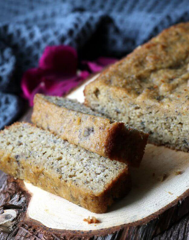 Gluten Free Banana Bread With Almond Flour  Moist Gluten Free Banana Bread – Vegan in the Freezer