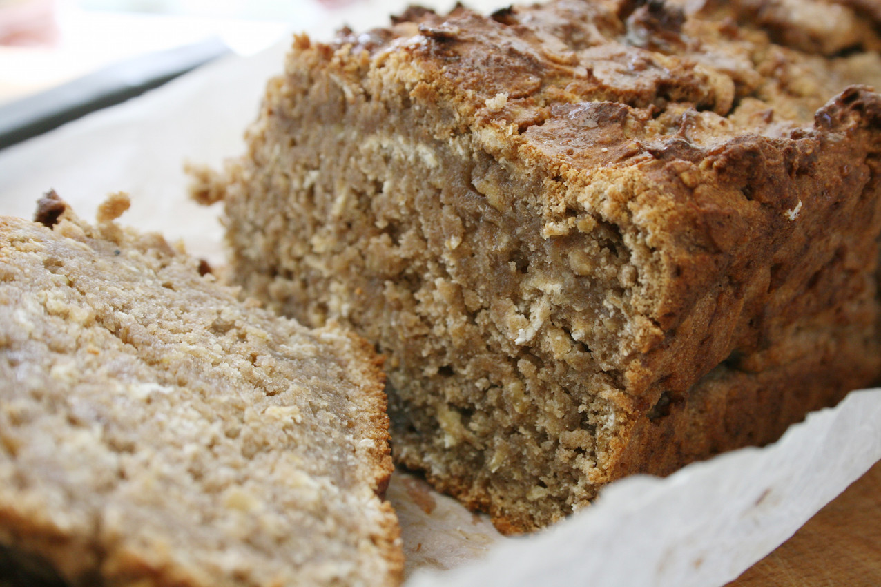 Gluten Free Banana Bread With Coconut Flour  Belleau Kitchen gluten free banana bread with maple syrup