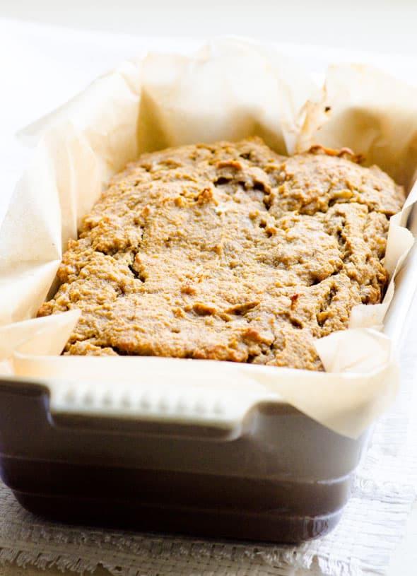 Gluten Free Banana Bread With Coconut Flour  Coconut Flour Banana Bread iFOODreal Healthy Family