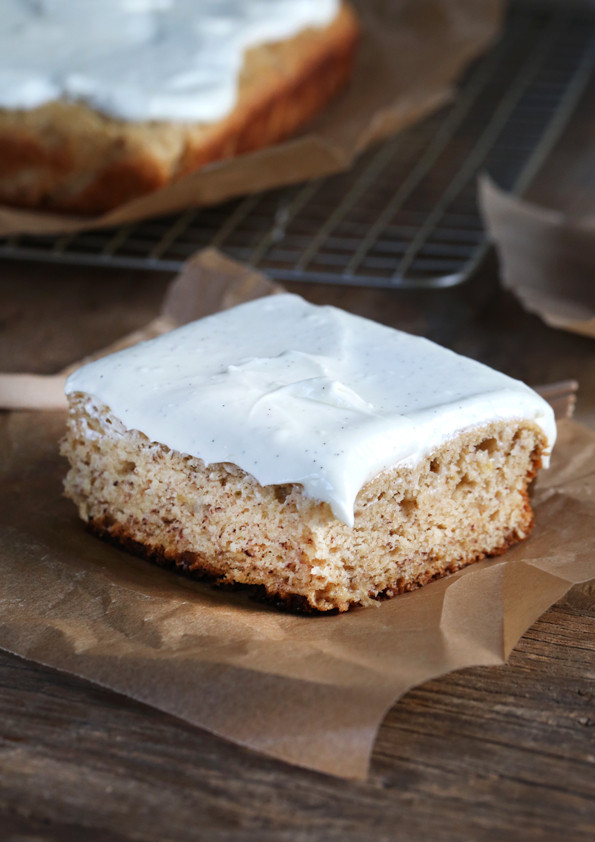 Gluten Free Banana Cake  Lighter Gluten Free Banana Cake ⋆ Great gluten free