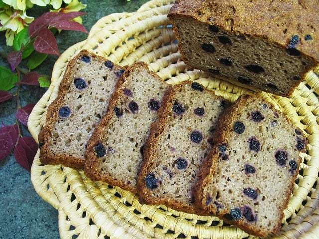 Gluten Free Blueberry Bread  7 Steps to a Heavenly Loaf of Gluten Free Quick Bread