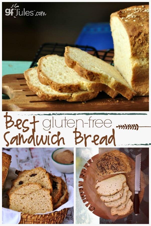 Gluten Free Bread Mix Recipe  Gluten Free Sandwich Bread Recipe for bread machine or