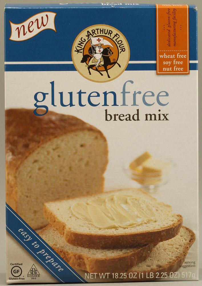 Gluten Free Bread Mix Recipe  king arthur gluten free bread mix