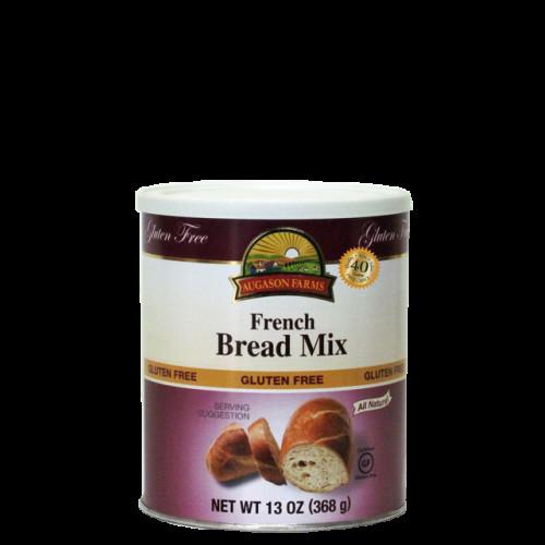 Gluten Free Bread Mix  Gluten Free French Bread Mix Augason Farms Best Long Term