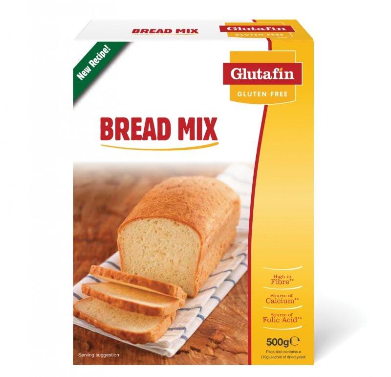 Gluten Free Bread Mix  Glutafin Gluten Free Bread Mix