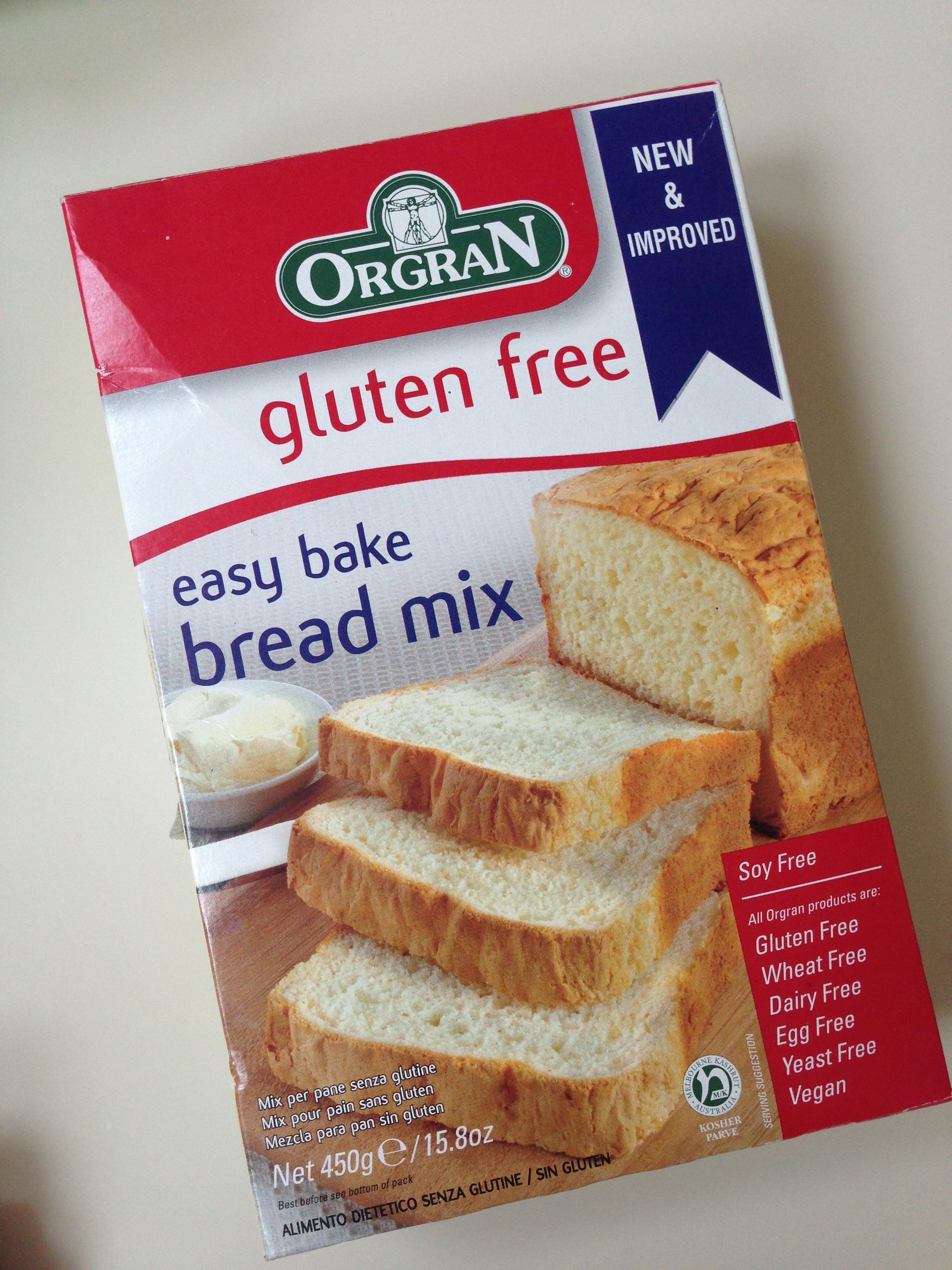 Gluten Free Bread Mix  Bread to Bread The Best Gluten Free Bread Machine Mix