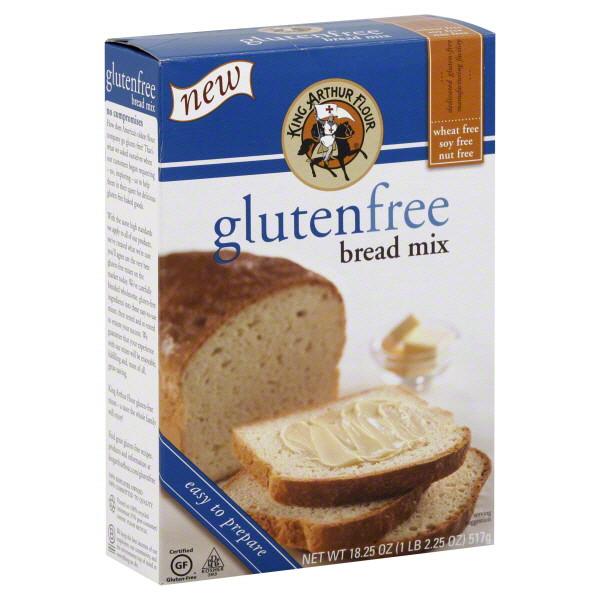 Gluten Free Bread Mix  King Arthur Flour Gluten Free Bread Mix Strictly Gluten Free