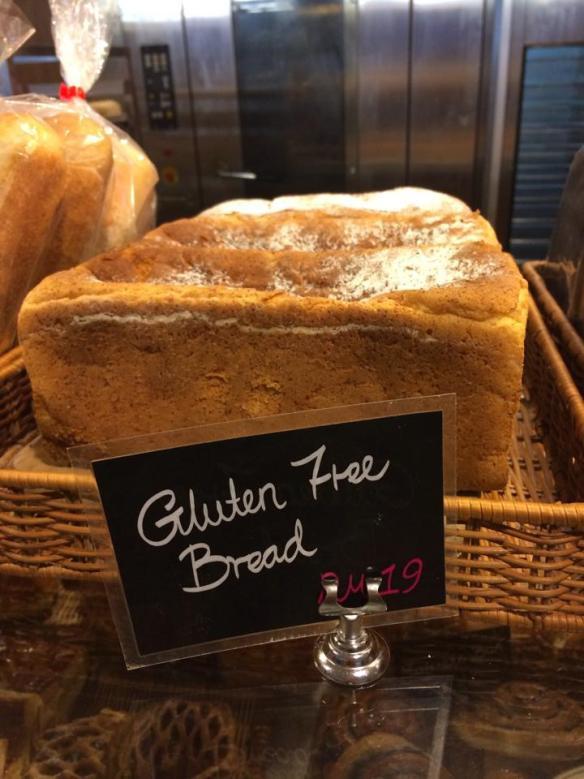Gluten Free Bread Options  Gluten Free Bread Fresh From The Bakery