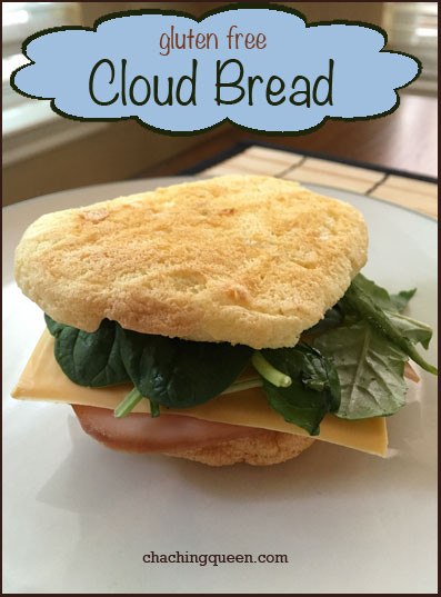 Gluten Free Bread Options  Gluten Free Cloud Bread Recipe Cha Ching Queen