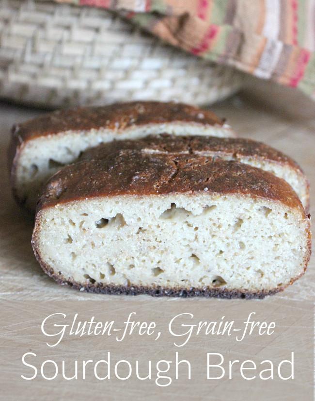 Gluten Free Bread Options  Gluten free Sourdough Bread It Takes Time