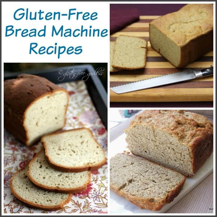 Gluten Free Bread Recipe Bread Machine  gluten free bread machine recipe