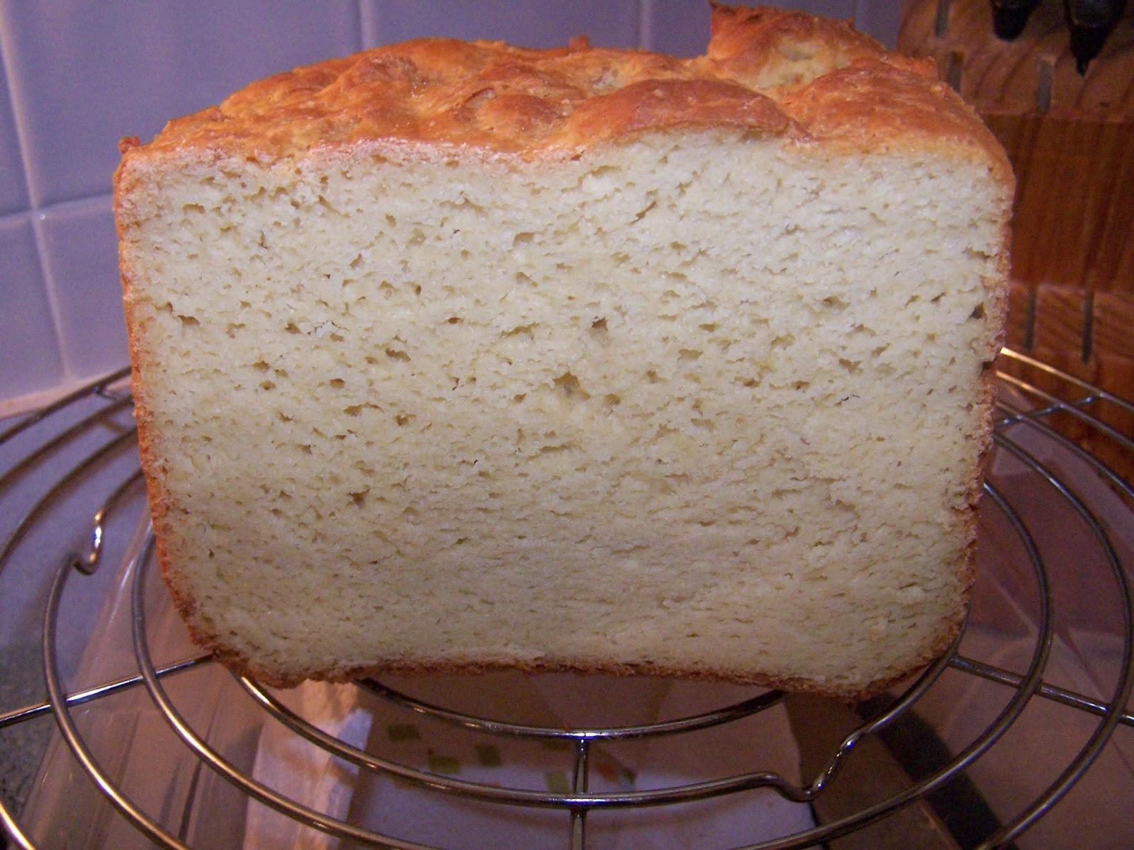 Gluten Free Bread Recipe Bread Machine  Easy & Economical Gluten Free Bread in the Bread Machine