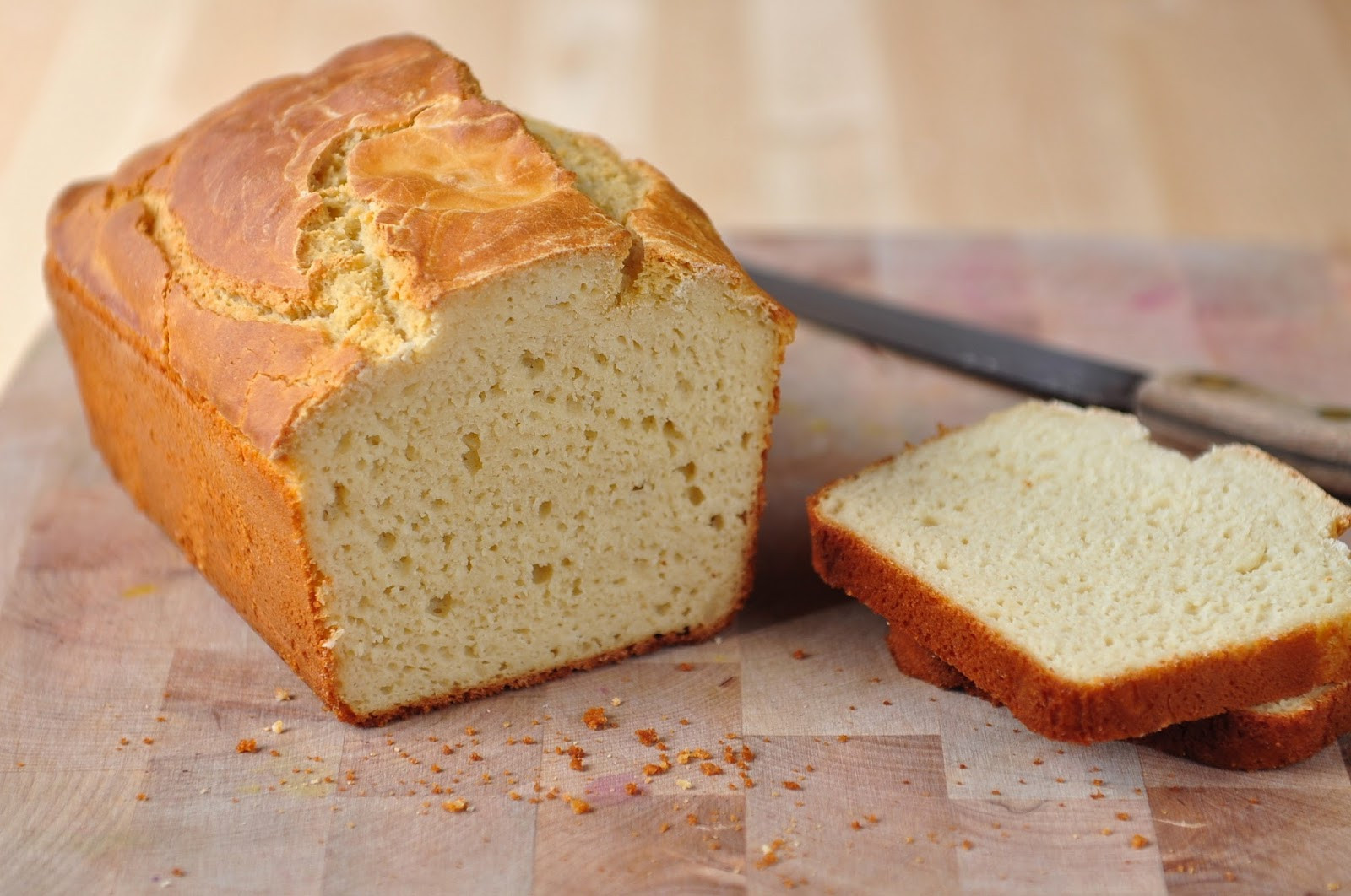 Gluten Free Bread Recipe With Yeast  Nourishing Meals Sprouted Brown Rice Bread gluten free