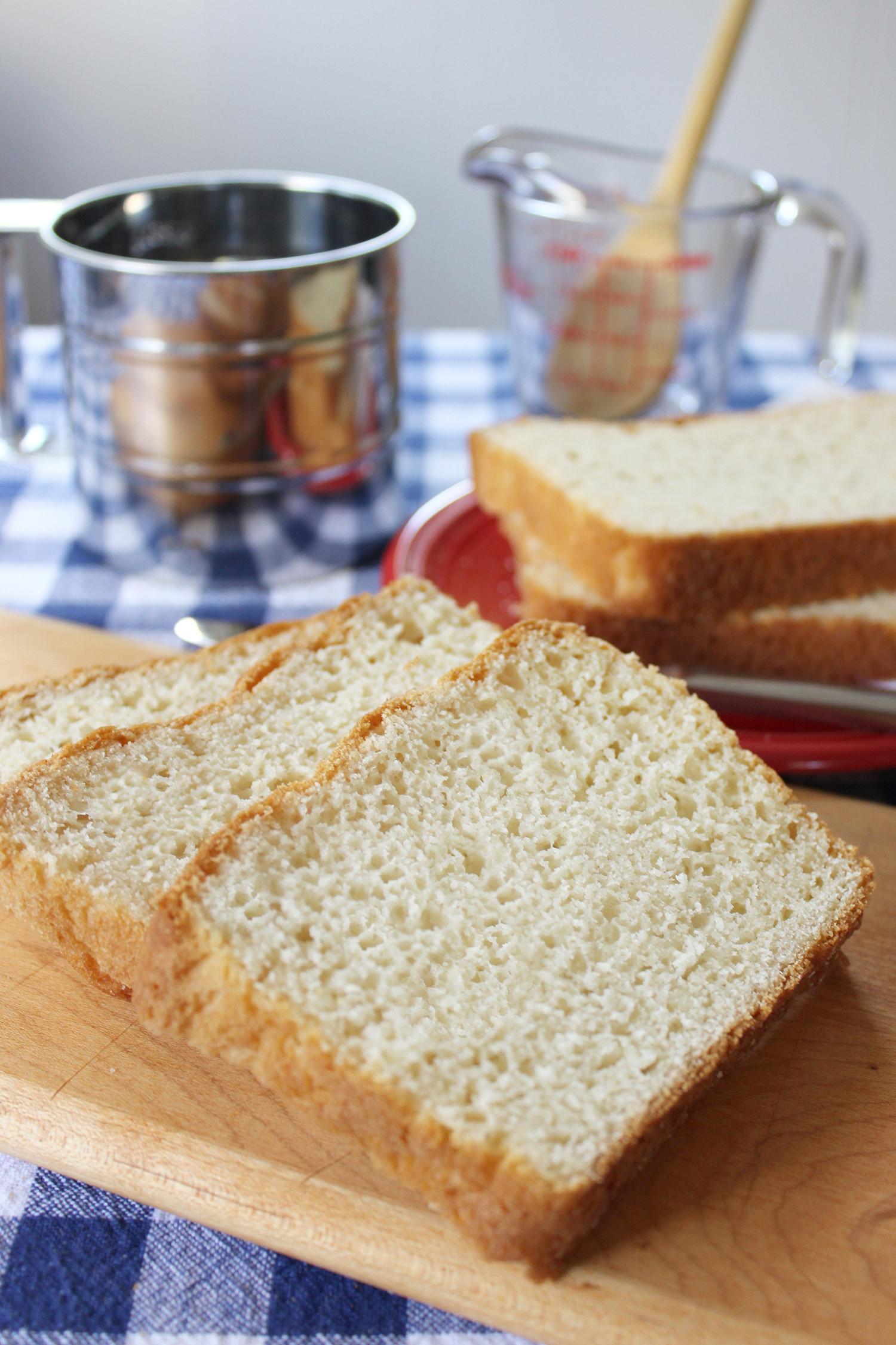 Gluten Free Bread Recipe With Yeast  Gluten Free Farmhouse Buttermilk Bread