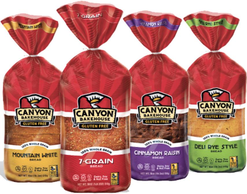 Gluten Free Bread Target  FREE Canyon Bakehouse Gluten Free Bread Coupon